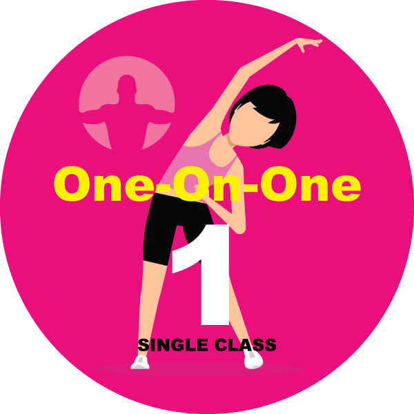 one on one personal training 1 class