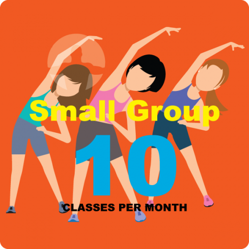 Small Group classes 10