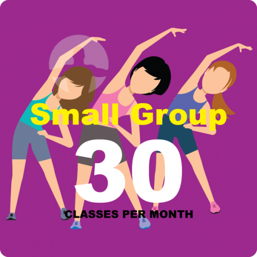small group classes 30